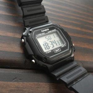 Vinatge 80's Casio F-108WH Watch
